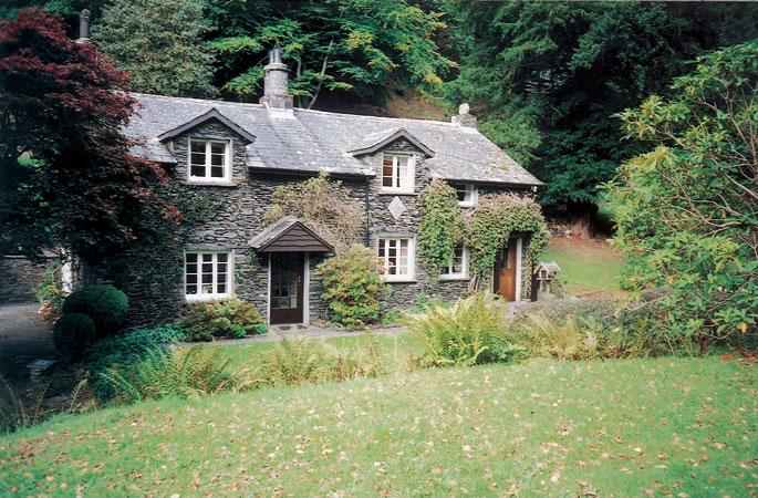 The Ghyll, Applethwaite, Nr Keswick Self Catering Cottage Holidays