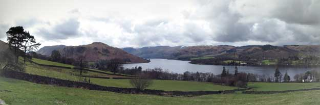 ullswater self catering cottages