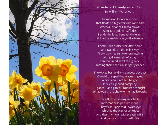 What Inspired William Wordsworth's Daffodils?